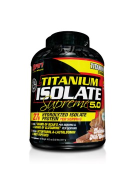 SAN Titanium Isolate Supreme 5 lbs.