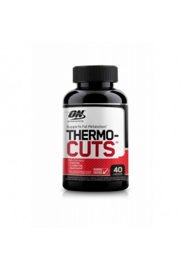 Optimum Nutrition Thermo Cuts - 40 caps