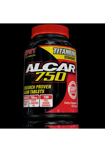 SAN - ALCAR 750 (ACETYL-L-CARNITINE) - 100 TABS