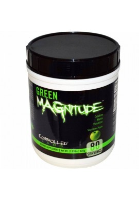 CONTROLLED LABS - GREEN MAGNITUDE - 413 gr