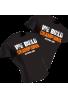 QNT Black T-Shirt - We Build Champions