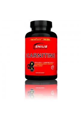 GENIUS iCARNITINE 90caps