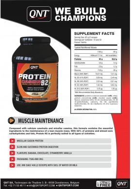 QNT Protein 92+ 2kg