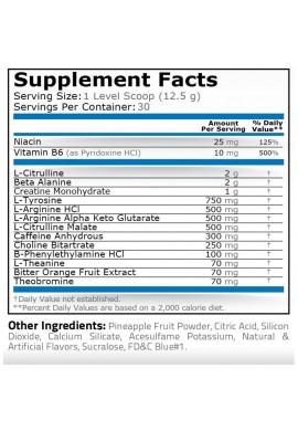 Pure Nutrition Black Jack 375 gr