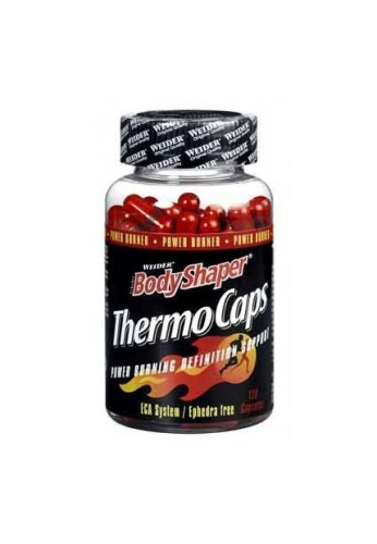 WEIDER BODY SHAPER THERMO /RED/ 120caps.
