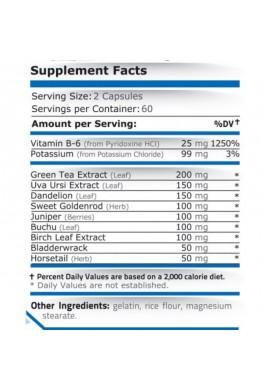 Pure Nutrition Aqua Out 120 caps