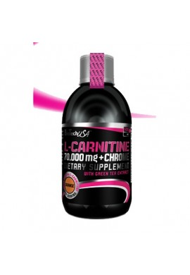Biotech L-Carnitine + Chrome 500 ml