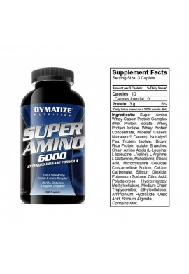 Dymatize Super Amino 6000 180 tabs