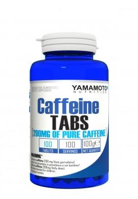 YAMAMOTO CAFFEIN 100tabs