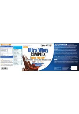 YAMAMOTO Ultra Whey Complex 2kg
