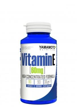 YAMAMOTO Vitamin E 60mg 90caps