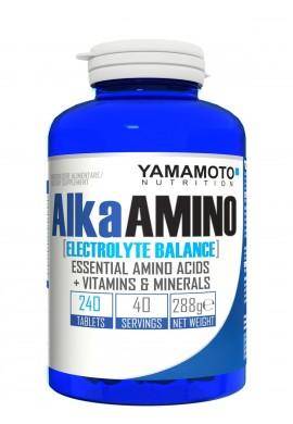YAMAMOTO Alka Amino 240tabs