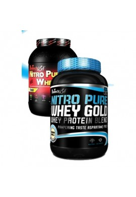 Biotech Nitro Pure Whey Gold 908 gr