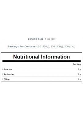 MYPROTEIN BCAA (Flavoured) - 500 g