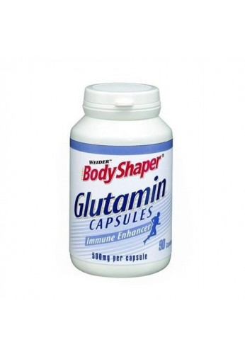 WEIDER BODY SHAPER Glutamine 90caps.
