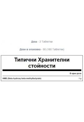 MYPROTEIN HMB - 180 tabs