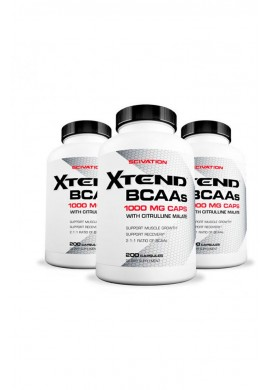 SCIVATION XTEND BCAA 200 CAPS