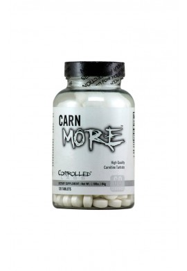 CONTROLLED LABS CARNMORE 120tabs