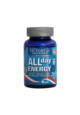 WEIDER VICTORY ALL DAY ENERGY 90caps.