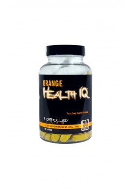 CONTROLLED LABS ORANGE HEALTH IQ 30tabs