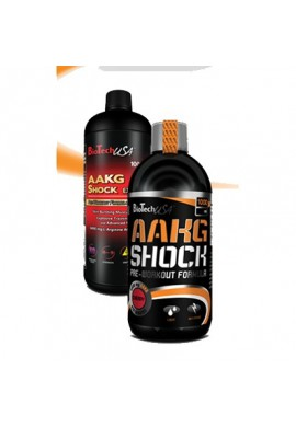 Biotech AAKG Shock 500 ml