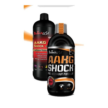 Biotech AAKG Shock 500 ml