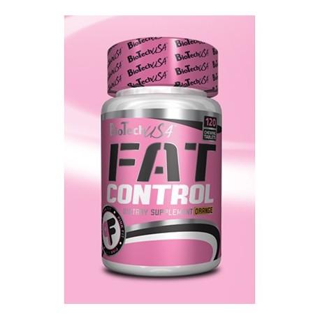 Biotech Fat Control 120 tabs