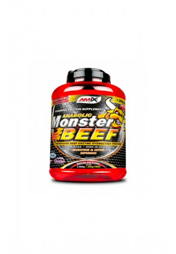 AMIX Monster Beef Protein 2.2kg