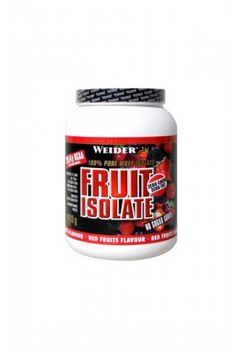 WEIDER Fruit Isolate 908gr.