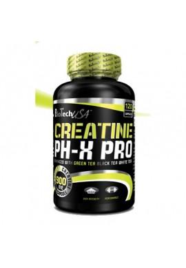 Biotech Creatine pH-X Pro 120 caps