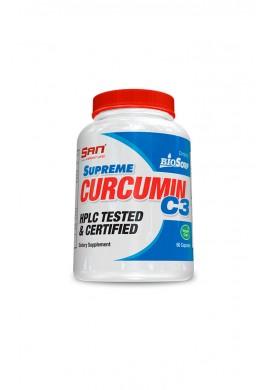 SAN - Supreme Curcumin C3 60caps