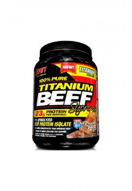 SAN Titanium Beef Supreme 2lb