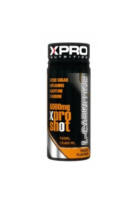 Xpro L-Carnitine Shot 12x6000 mg