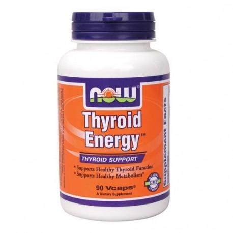 NOW Thyroid Energy - 90 vcaps
