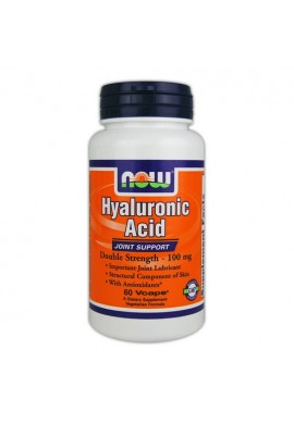 NOW Hyaluronic Acid - 60 vcaps