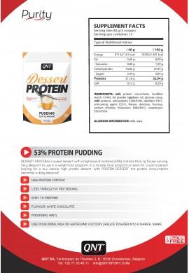 QNT Dessert Protein Pudding 480g