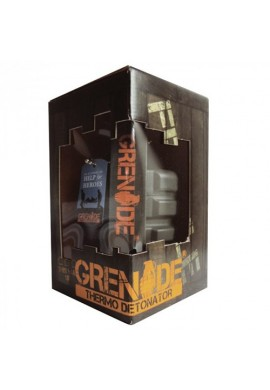 Grenade Thermo Detonator 100caps.