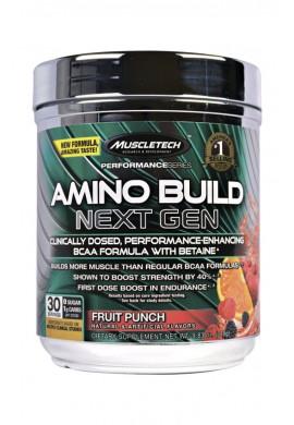 Muscletech Amino Build NEXT GEN 30servs