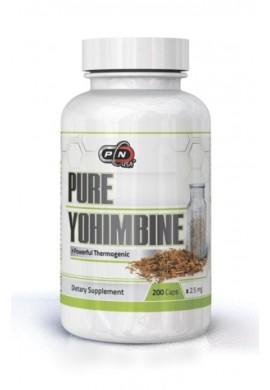 Pure Nutrition 100% Pure Yohimbine 200 caps