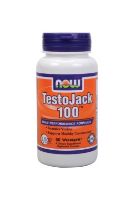 NOW Testo Jack 100 60vcaps.