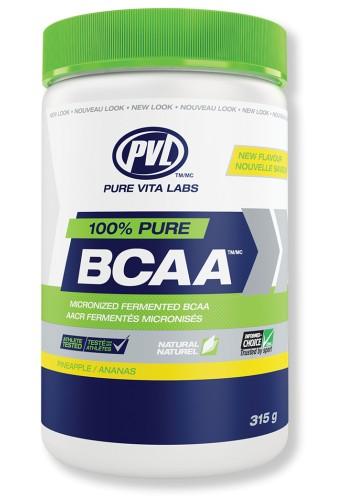 PVL 100% Pure BCAAs 300g