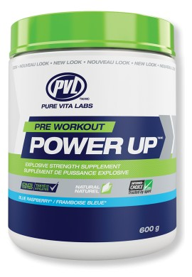 PVL Power Up 600g