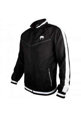 VENUM CLUB TRACK JACKET BLACK