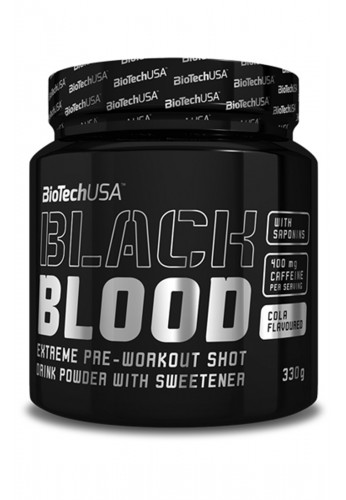 Biotech Black Blood 30servs.