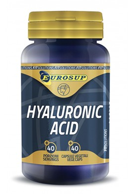 Eurosup Hyaluronic Acid 40caps