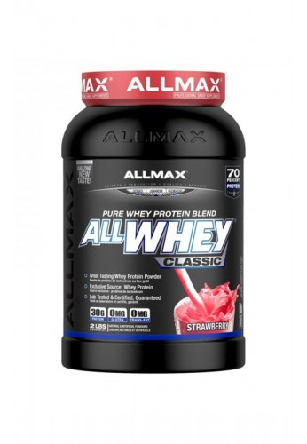 AllMax AllWhey Classic 2lb