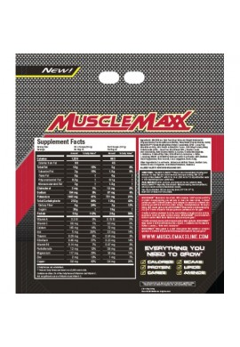 ALLmax Muscle Maxx Mass Gainer 5.440kg