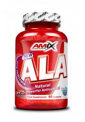 AMIX ALA (Alpha Lipoic Acid) 60 Caps.