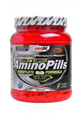 AMIX Amino Pills 660 tabs