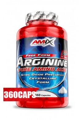 AMIX Arginine 360 caps
